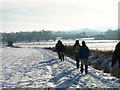 TL1135 : Ivel Valley Walkers by Dennis simpson