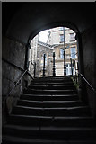 ST7565 : Passage steps by Richard Croft