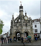 SU8604 : Chichester Cross by Graham Horn