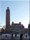 TQ2979 : Westminster Cathedral by Alexander P Kapp