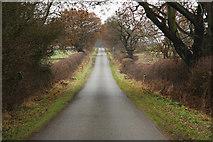 SK7765 : Common Lane by Richard Croft