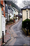 TQ4210 : Chapel Hill, Lewes, Sussex by Peter Trimming