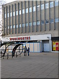 TL1998 : Woolworth's, activity on Bridge Street by Michael Trolove