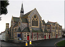 SX9473 : Teignmouth United Reformed Church by Brian Clift