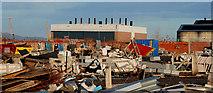 J3574 : Titanic Quarter site, Belfast (2) by Albert Bridge