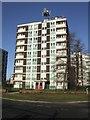 SJ9003 : Council Housing - Harrowby Court by John M