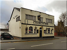 SD7507 : Church Inn, Little Lever by David Dixon
