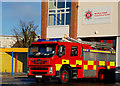 J4973 : Fire appliance, Newtownards (1) by Albert Bridge
