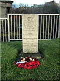 SJ3589 : Gravestone for Sergeant A. H. L. Richardson V.C. by John S Turner