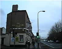 SK5803 : Leicester-The Bricklayer's Arms by Ian Rob
