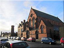 SJ3688 : Our Lady of Mount Carmel RC church by John S Turner