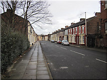 SJ3688 : Treborth Street, Toxteth by John S Turner