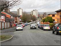 SD8912 : Manchester Road, Rochdale by David Dixon