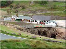 SH7783 : Great Orme Copper Mines by Phil Champion