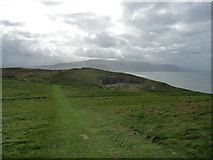 SH7683 : View towards the Bishop's Quarry, the Great Orme by Phil Champion