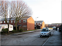 TA0930 : Hadleigh Close, Hull by Stephen Craven