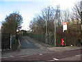 TQ4078 : Station Crescent, Westcombe Park by Stephen Craven