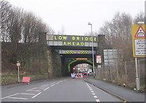 SE2334 : Bridge LBE1/22 - Swinnow Road by Betty Longbottom