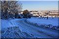 NT1167 : Humbie Lane by Neil Gwynne