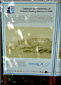 ST5872 : Bristol City Council poster showing the New Gaol on the Cut by Anthony O'Neil