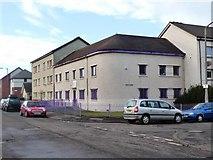NT2276 : A splash of purple in West Pilton Park by Christine Johnstone