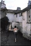 SD3598 : Hawkshead - 1983 by Helmut Zozmann