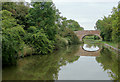 SO9363 : Worcester and Birmingham Canal south of Astwood by Roger  Kidd