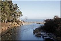 T2057 : Owenavorragh River by kevin higgins