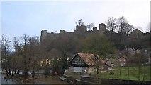 SO5074 : Ludlow Castle by N Chadwick