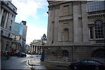 TQ3281 : Walbrook meets Poultry by N Chadwick
