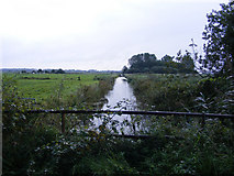 TG3504 : Mill Dyke looking eastwards by Glen Denny
