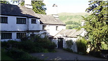 NY4002 : Townend, Troutbeck, Windermere, Cumbria by John Fielding