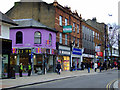 TQ1475 : High Street, Hounslow by Thomas Nugent