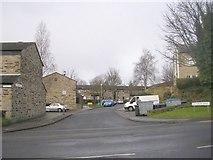 SE1735 : Whitebeam Walk - Stone Hall Lane by Betty Longbottom