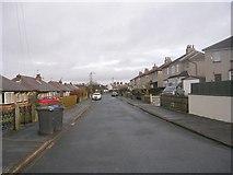 SE1735 : Lodore Avenue - Ennerdale Road by Betty Longbottom