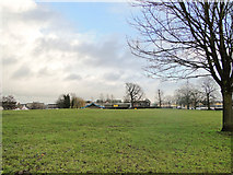 TM1179 : Overlooking the park in Park Road, Diss by Adrian S Pye