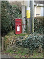 ST6108 : Leigh: postbox № DT9 38 by Chris Downer