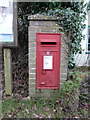 ST6708 : Glanvilles Wootton: postbox № DT9 46 by Chris Downer