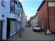 SY6878 : Weymouth - Hope Street by Chris Talbot