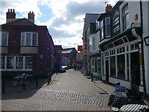 SY6878 : Weymouth - Trinity Street by Chris Talbot