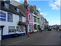 SY6778 : Weymouth - Shops by Chris Talbot