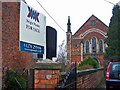 SJ6949 : Chapel for sale by Richard Dorrell