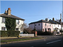 TQ4265 : Oakley Road (A233) / Cross Road, BR2 by Mike Quinn