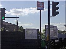 TQ1585 : Sudbury Hill Harrow station by David Howard