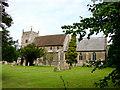 TM1192 : Carleton Rode All Saints church by Adrian S Pye
