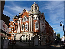 SY6778 : Weymouth - Post Office by Chris Talbot