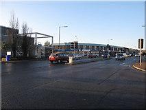 TL4658 : Newmarket Road Coldham's Lane junction by Hugh Venables