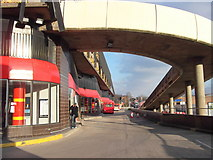 SD8913 : Rochdale Bus Station and Multistorey Car Park by Robert Wade