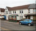 ST1697 : Twyn-y-Ffald Social Club, Cefn Fforest, Blackwood by Jaggery