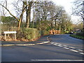 SD6809 : Victoria Road from Towncroft Lane by Colin Pyle